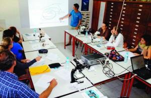 Formation des professeurs de SVT 2014