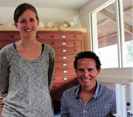 Photo de Jérôme PAYET et Christina